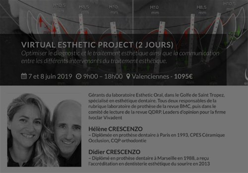 Formation Virtual Esthetic Project